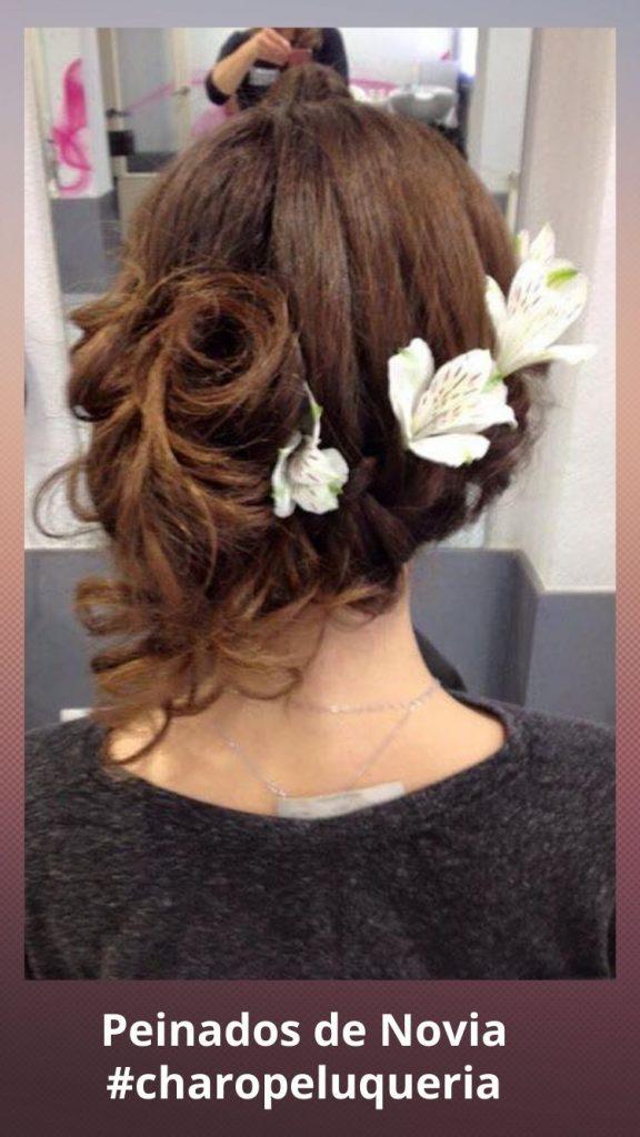 Charo Peluqueria Peinados de Boda 3