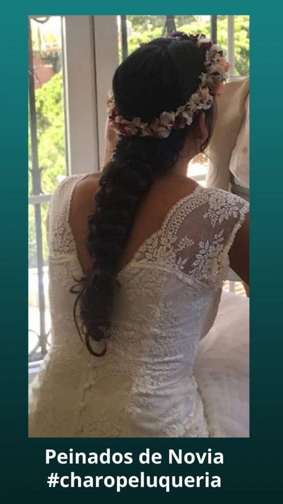 Charo Peluqueria Peinados de boda 1